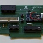 USB keyboard interface for Apple IIe