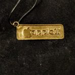Apple II Badge Pendant