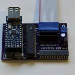 USB Joystick Interface for Apple II